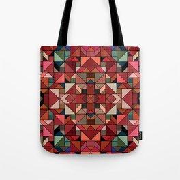 Latino Tiles Tote Bag
