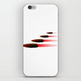 Bullet Hail iPhone Skin