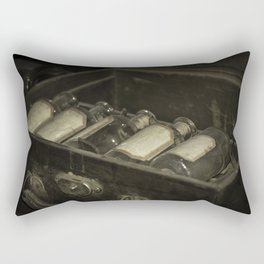 Flasks Rectangular Pillow