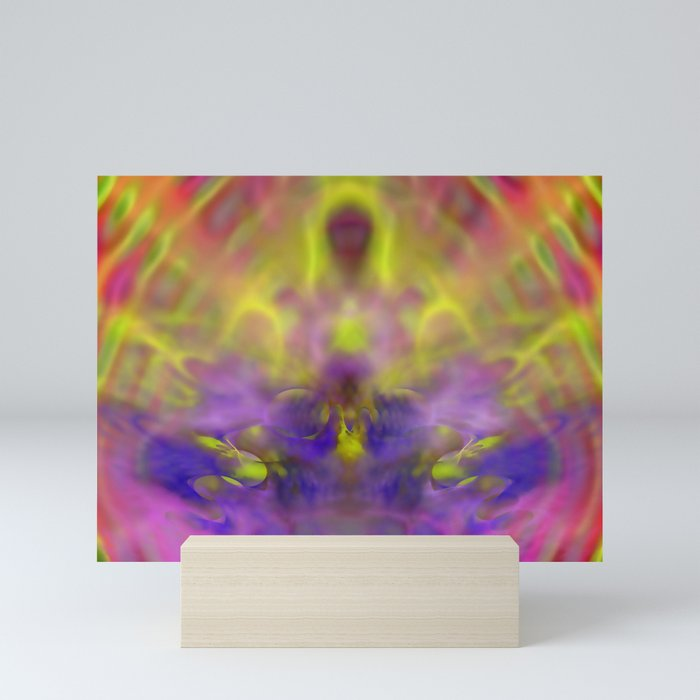 Crown by fantasy ... Mini Art Print
