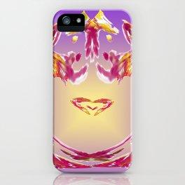 the inner heart - das innere Herz iPhone Case