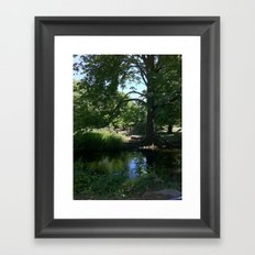 Enchanted Tree Framed Art Print