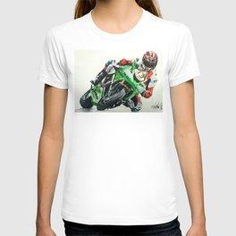 Moto racer T-shirt