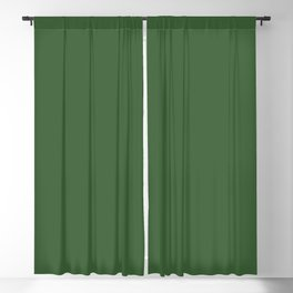 Kiss of Spring ~ Green Coordinating Solid Blackout Curtain