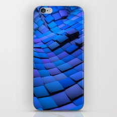 Blue Valley iPhone Skin