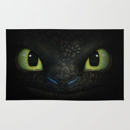 Toothless Rug