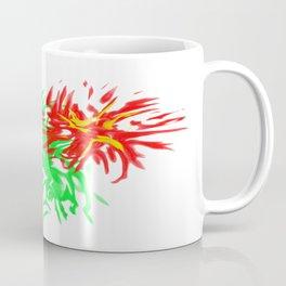Splashing Colours Coffee Mug