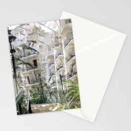 """01:30:57, """"Acquired Aberration"""" series Stationery Cards"""