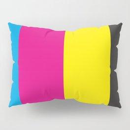 CMYK Pillow Sham