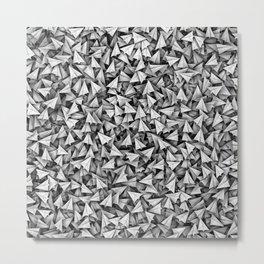 Paper planes Metal Print