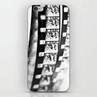 film iPhone & iPod Skins featuring film by Ingrid Beddoes