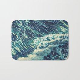 Every tide hath its ebb Bath Mat