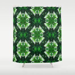 Happy Saint Patrick's Day to all! Shower Curtain