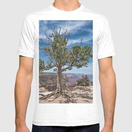 Tree at the Canyon  T-shirt