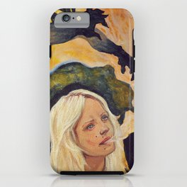 Laura Marling // The beast iPhone Case
