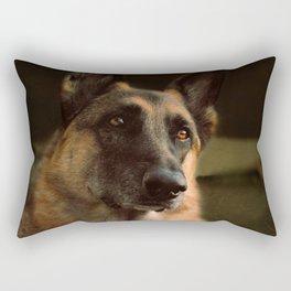 Devotion Rectangular Pillow
