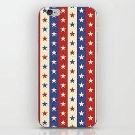 Star Pattern iPhone Skin
