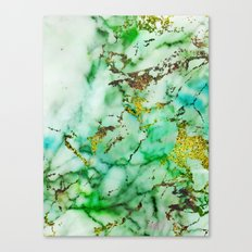 Marble Effect #3 Canvas Print