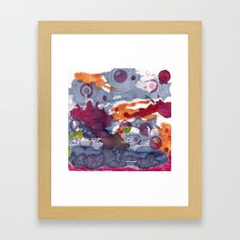 Nimbus 5 Framed Art Print
