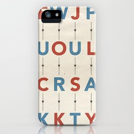Just Play iPhone Case