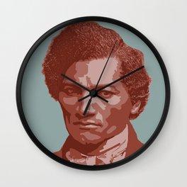 Frederick Douglass Wall Clock