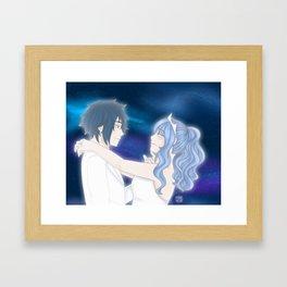 Gruvia Framed Art Print