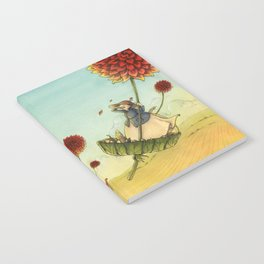 Seeds In The Wind Notebook