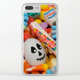 Candy! Clear iPhone Case