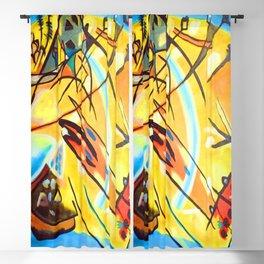 Wassily Kandinsky Fugue Landscape Blackout Curtain