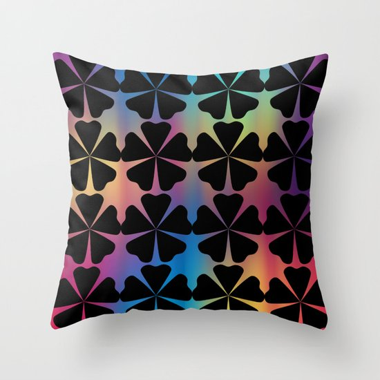 Flowers For You. Throw Pillow