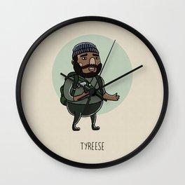 Tyreese Wall Clock