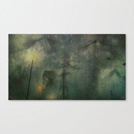 Treachery Canvas Print