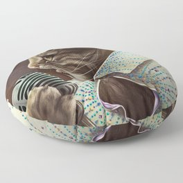 Elvis Petme Floor Pillow