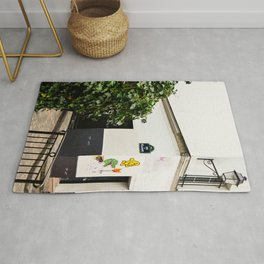 Alleyways of Paris Rug