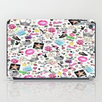 hollywood iPad Cases featuring Hollywood by LuxuryLivingNYC