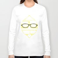 lemon Long Sleeve T-shirts featuring Lemon by Staberella