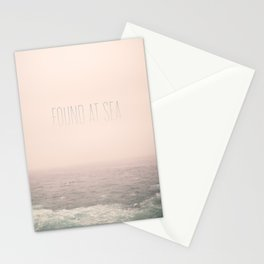 Found At Sea Stationery Cards