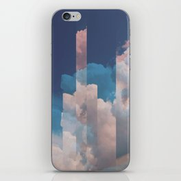 Abstract Sky iPhone Skin