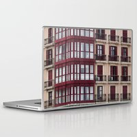 architecture Laptop & iPad Skins featuring architecture by LaiaDivolsPhotography