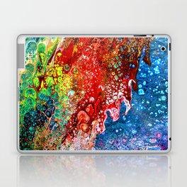 Tumultuous World-Scape Laptop & iPad Skin