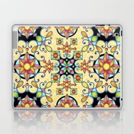 Rococo Starburst Laptop & iPad Skin