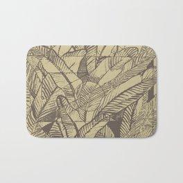 Pattern block Bath Mat