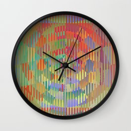 Is A Puzzlement Wall Clock