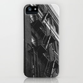 BRICK MANSIONS II iPhone Case