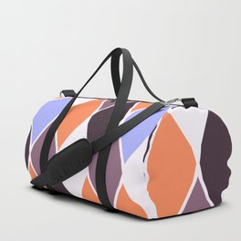 Harlequin Duffle Bag