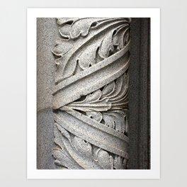 Granite Medium Art Print