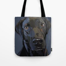 Jeb Lab Dog Tote Bag