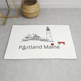 Portland Maine Rug