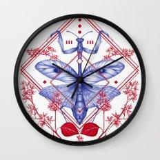 Evolution III Wall Clock