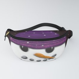 The Armless Snowman Fanny Pack
